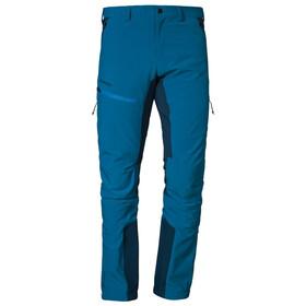 Schöffel Rognon Pantalones Softshell Hombre, blue sapphire